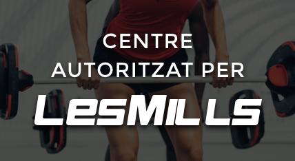 Centre autoritzat LesMills