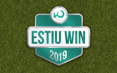 Estiu WIN 2019: Xalem, fem esport i aprenem!