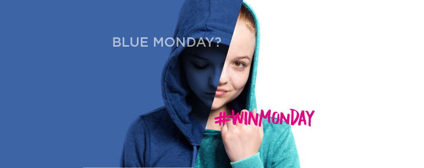 Supera el Blue Monday amb el WIN Monday