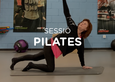 Sessió Pilates