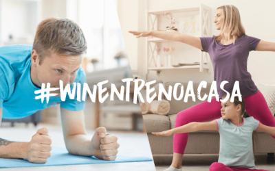 #WINentrenoacasa: entrenament i exercicis per fer a casa durant el confinament