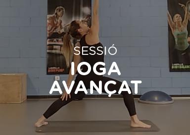 Sessió de ioga avançat