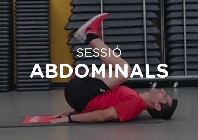 Sessió d'abdominals