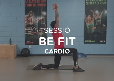 Sessió de Be fit