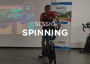 Sessió de Spinning