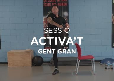 Sessió de Activa't  Gent gran