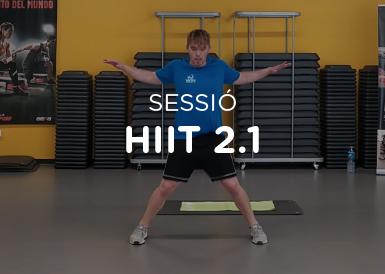 Sessió de Hiit 2.1