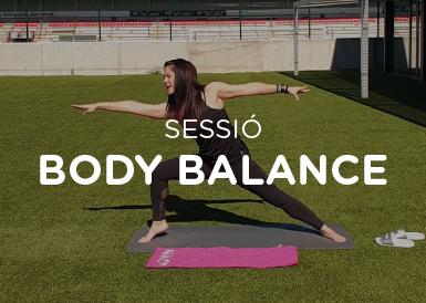 Sessió de Body Balance