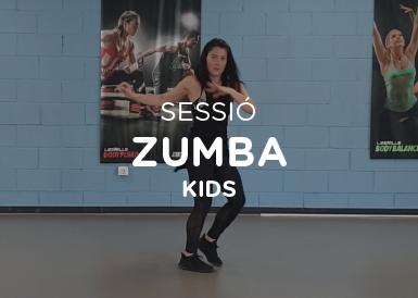 Sessió de Zumba  kids