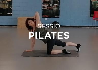 Sessió de Pilates